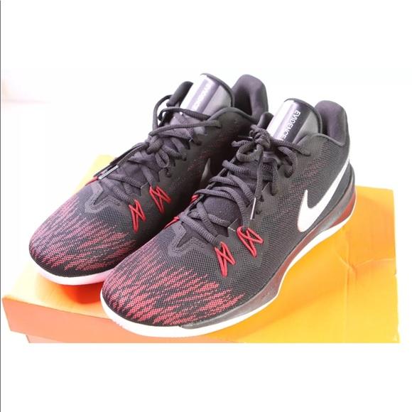 d7951da25 Nike Shoes | Zoom Evidence Ii Black Athletic Sneakers 85 | Poshmark